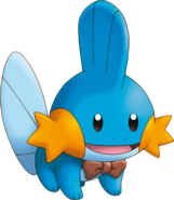 258Mudkip Pokemon Mystery Dungeon Explorers of Sky