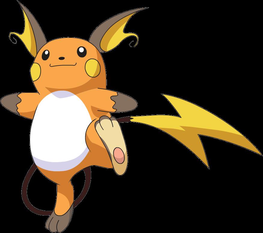 Raichu | Pokémon Wiki | FANDOM powered by Wikia