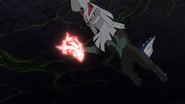 Gladion Silvally Crush Claw