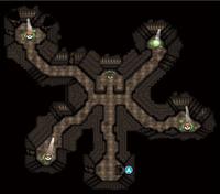 끝의 동굴 지가르데의 방