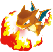 004Charizard Pokemon Rumble Rush