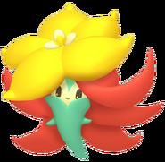 829Gossifleur Pokémon HOME