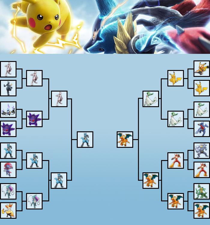 Pokken Tournament Finale