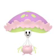 756Shiinotic Pokémon HOME