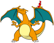 006Charizard Dream 2