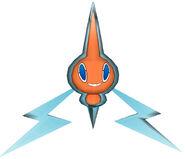 479Rotom Pokémon PokéPark