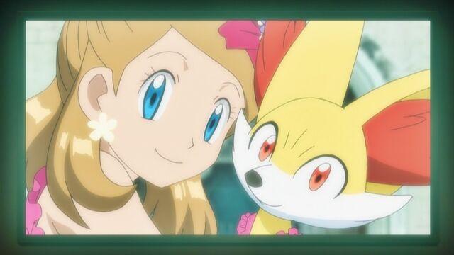 File:PKMNXY21 Princess Serena and Fennekin.jpg