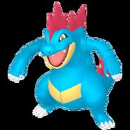 160Feraligatr Pokémon HOME
