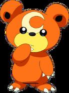 216Teddiursa OS anime