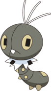 664Scatterbug XY anime