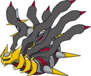 487Giratina Origin Forme Dream 2