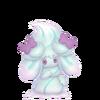 869Alcremie Mint Cream Ribbon Sweet Pokémon HOME