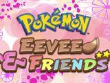 PK026: Eevee & Friends