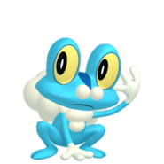 656Froakie Pokémon HOME