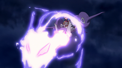 Mega Latios Dragon Pulse