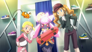 Serena, Bonnie and Diancie outfits 7