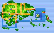 Arrecípolis mapa