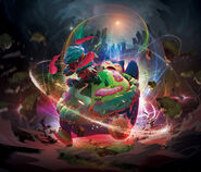 Gigantamax Snorlax Pokemon TCG Sword and Shield