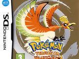 Pokémon Versions Or HeartGold et Argent SoulSilver