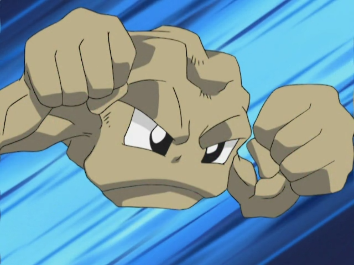 geodude pokemon the movie i choose you