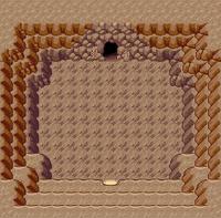루사에 고대의 무덤 내부