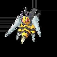 Beedrill Mega-GO