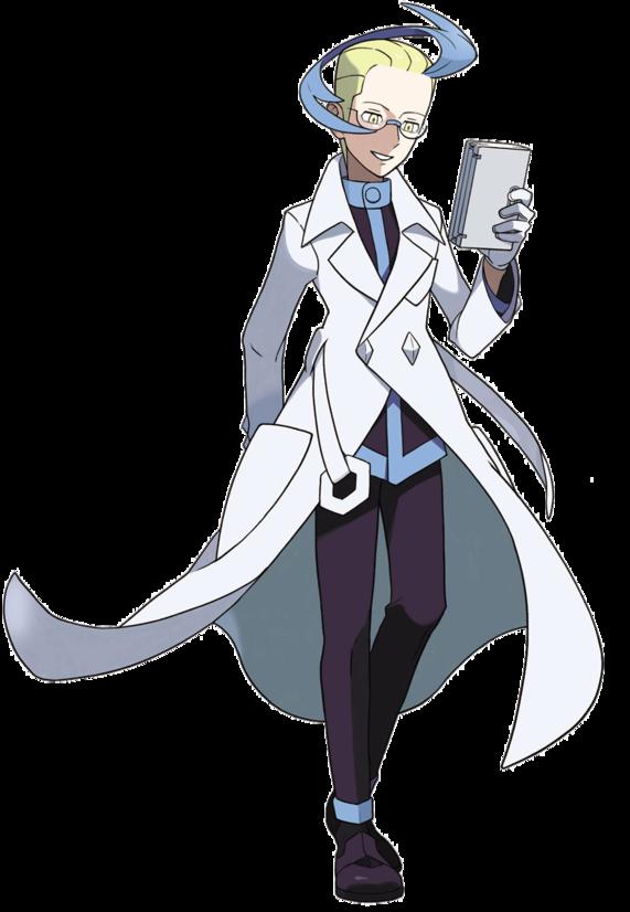 Colress | Pokémon Wiki | FANDOM powered by Wikia