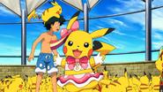 Pikachu Pop Star M18