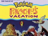 PK001: Pikachu's Vacation