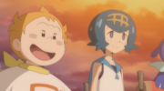 Sophocles and Lana