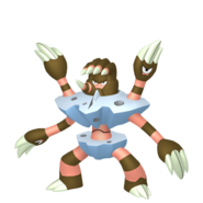 689Barbaracle Pokémon HOME