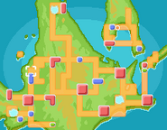 Forja Foc mapa
