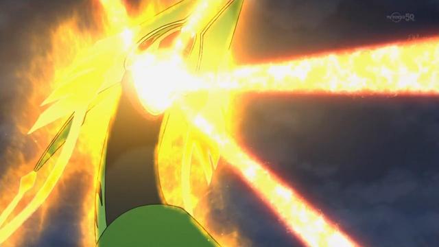 File:Mega Rayquaza Draco Meteor.png