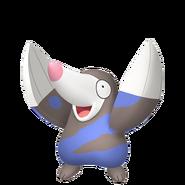 529Drilbur Pokémon HOME