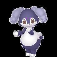 876Indeedee Female Pokémon HOME