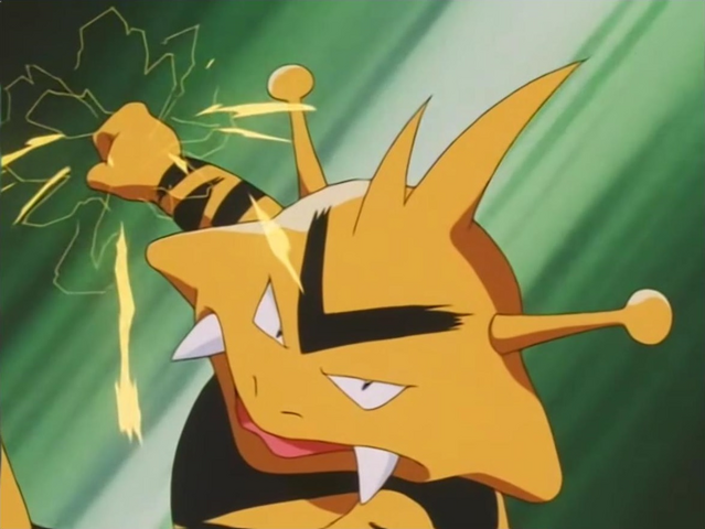 File:Head of Security Electabuzz Thunder Punch.png