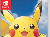 Pokémon: Let's Go, Pikachu! and Let's Go, Eevee!