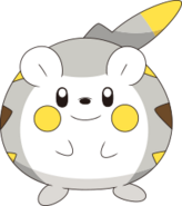 Togedemaru anime