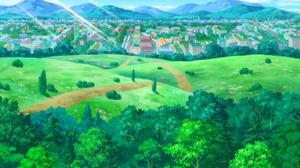 애니메이션에서의 백단시티