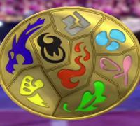 Pokémon Sword and Shield Galar Gym Badges