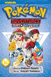 Viz Media Adventures volume 16