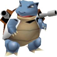009Blastoise Pokemon Stadium