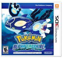 Pokemon Alpha Sapphire (NA)