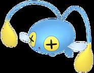 170Chinchou Pokémon HOME