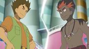 Brock and Kiawe