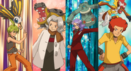 Sinnoh Elite Four