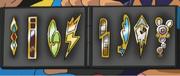 Unova Badges