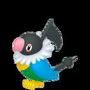 441Chatot Pokémon HOME