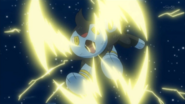 Clemont's Luxio Thunder Fang