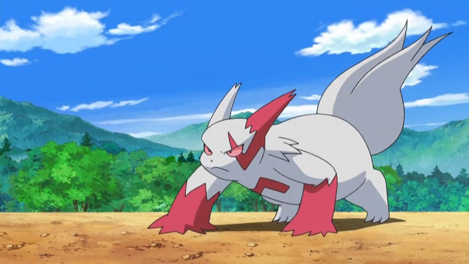 Resultado de imagen de zangoose pokemon